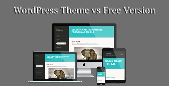 Should You Use a Custom WordPress Theme or Free Version ?