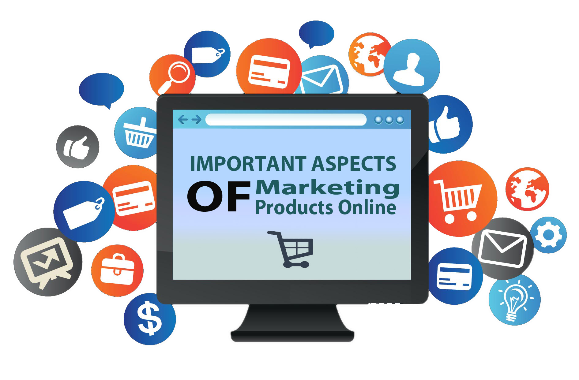 Important Aspects of Marketing Products Online