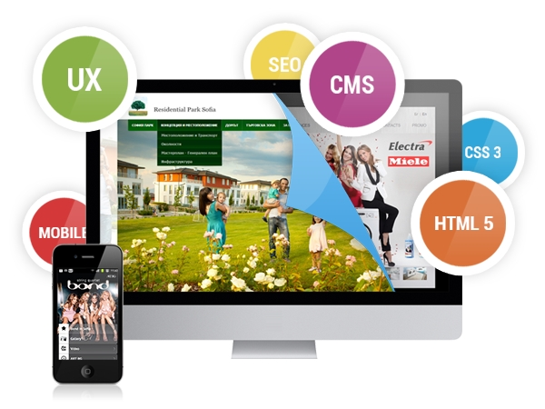 Professional Web Application Development Services Especially For Custom Websites